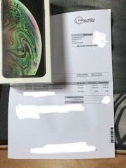 IPhone xs max 512GB spacegray