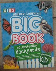 Big Book of Australian Backyards