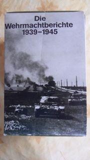 Wehrmachtberichte 1939-1945 3 Bände komplett