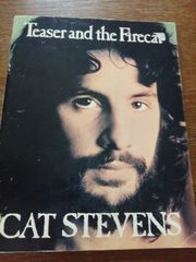 Cat Stevens Noten Songbuch 1972