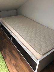 IKEA Bett Flaxa