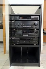 KENWOOD Stereo Hi-Fi-Anlage