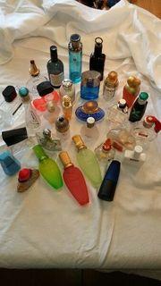 Flacons aus Sammlung