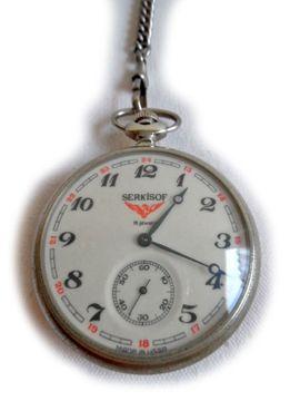 Uhren - Schöne Taschenuhr von Serkisof