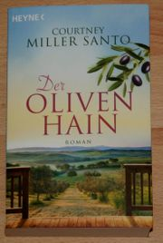 Taschen-Buch Der Olivenhain von C