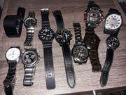 Uhrensammlung 11 Stück