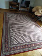 Teppich im persischen Stil