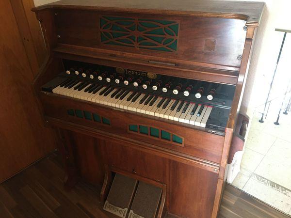 Harmonium antik von Lindholm J