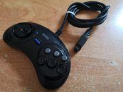 Sega Mega Drive - 6 Button