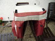 Packtaschen für Fahrrad