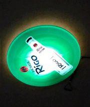 Werbeleuchte Bacardi Rigo