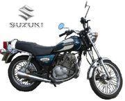 Verkaufe Motorrad Suzuki GN 125