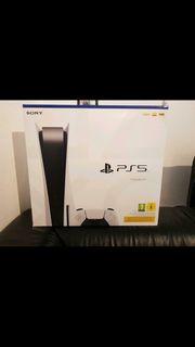 PlayStation 5 bald ist Weihnachten