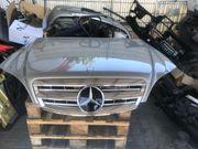 Motorhaube Aluminium Mercedes W220 S
