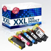 5 IBC Tintenpatronen 33XL für