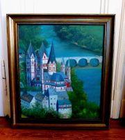 Limburg Lahn Dom Schloss altes