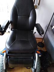 E Rollstuhl Optimus2Firma Meyra