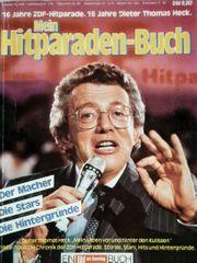 Mein Hitparaden-Buch Dieter Thomas Heck