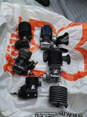 rc verbrenner Motoren erstazteile - komplett