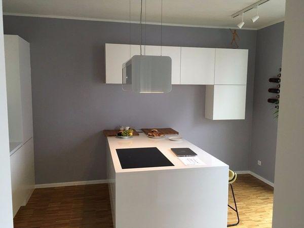 Moderne Einbauküche Vom Möbeltischler Mit Elektrogeräten Erst 2