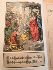 Bibel Christkatholische Handpostille sehr gut