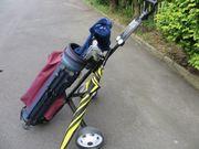 Golfausrüstung Profimarke kaum benutzt weit