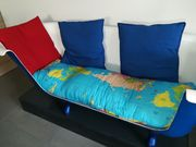Badewanne Couch design Blickfang