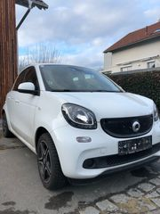 Smart For Four Pass-Edition