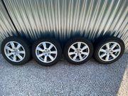4 x Winterkompletträder Volvo V60