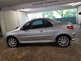 Bild 4 - Peugeot 206 CC Quicksilver - Mannheim Käfertal