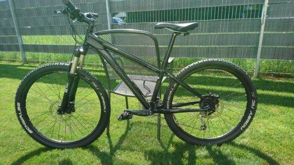 Mountainbike Specialized