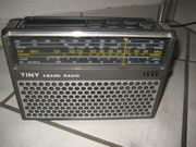 ITT Tiny 4 Band Transistor
