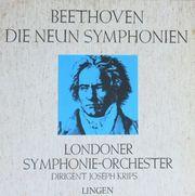 Beethovens schallplatten Londoner Symphonie-Orchester Joseph Krips