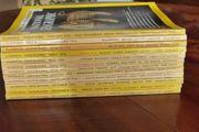 National Geographic Magazine in englischer