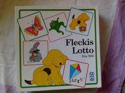 Kinderspiel Fleckis Lotto