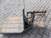 Dezimal-Waage Waage aus Holz o