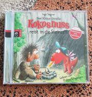 CD Drache Kokosnuss reist in
