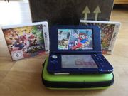 New Nintendo 3ds xl mit
