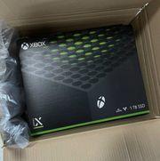 XBOX SERIES X NEU