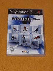 PS2 Spiel Winter Sport Games