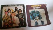 Single Vinyl-Schallplatten aus den 60er