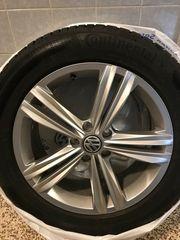 Continental Winterreifen auf Original VW