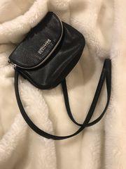 Kleine Schwarze Handtasche Kenneth Cole