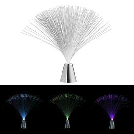 Dimmbare LED Glasfaser Lampe Bunt: Kleinanzeigen aus Gelsenkirchen Resse - Rubrik Lampen