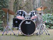 Schlagzeug PEARL Marken Drum Set