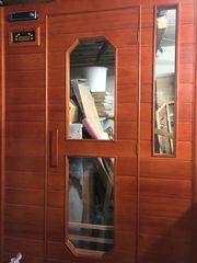 Infrarot Sauna Sitzfläche für 2