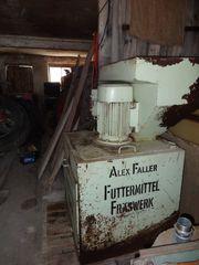 Verkauf einer gebrauchten Hammermühle
