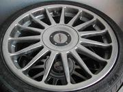 Alufelgen Renault Clio Sport