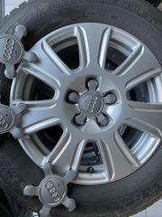 Original Alu Audi Q3 A3
