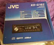 Autoradio der Marke JVC KD-G